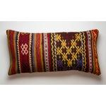 Image of Turkish Kilim Lumbar Pillowcase