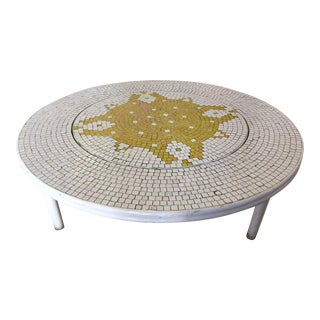 Mosaic Vintage Tile Table