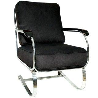 Kem Weber Springer Armchairs for Lloyd
