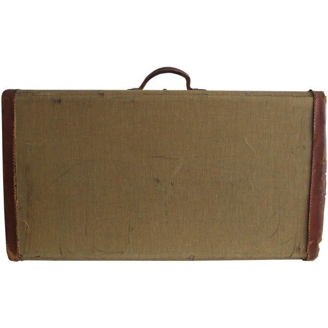 1920s Hartmann Suitcase - Image 1 of 4