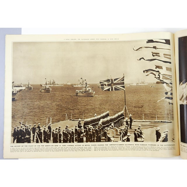 1953 Queen Elizabeth Coronation Book - Image 9 of 10