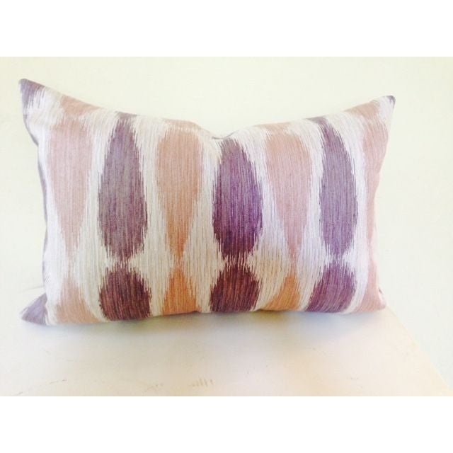 Lee Jofa Ikat Pillow - Image 2 of 5