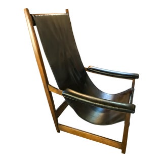 Mid Century Lawrence Peabody for Nemschoff Sling Chair