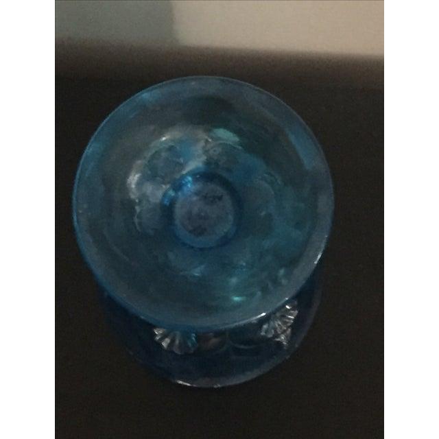 Aqua Kings Crown Glasses - Set of 12 - Image 3 of 8