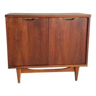 Kent Coffey Tableau Walnut Cabinet