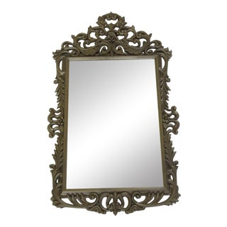Burwood Gold Rocco Mirror