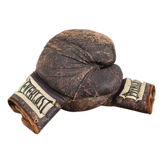 Vintage Everlast Boxing Gloves