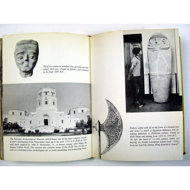 Mid-Century 'Jordan: The Holy Land' Book - Image 8 of 8