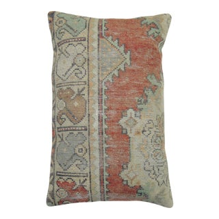 Large Turkish Rug Pillow
