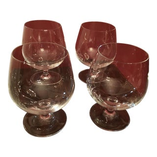 Mid-Century Modern Brandy Snifters - Set of 4