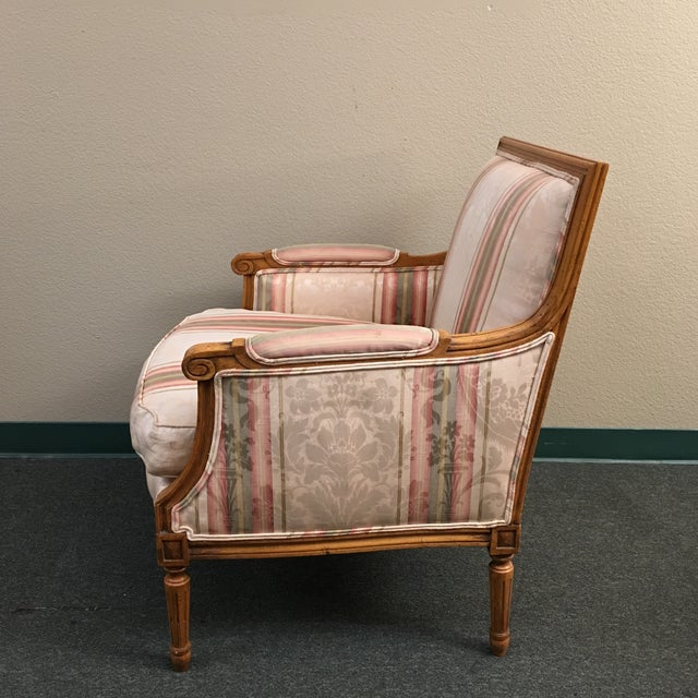 Baker Furniture Marquis Armchairs A Pair Chairish
