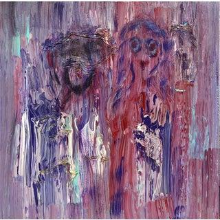 """""""Masquerading"""" Original Abstract Painting"""