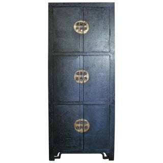 18th c. Tall Chinese Cabinet