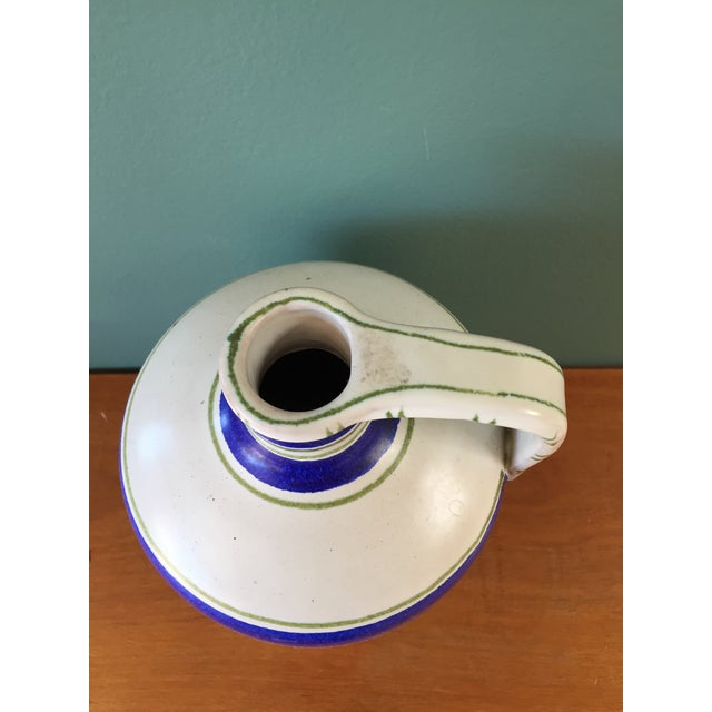 Image of Vintage Italian Pitcher Made for Joseph Magnin