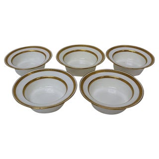 Antique Minton For Tiffany & Co. Ramekins - Set of 5