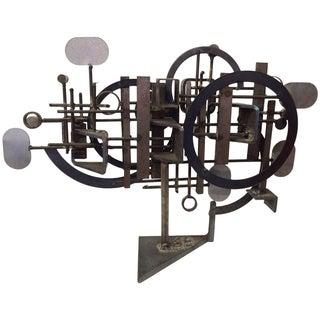 Brutalist Sculpture by Frank Cota