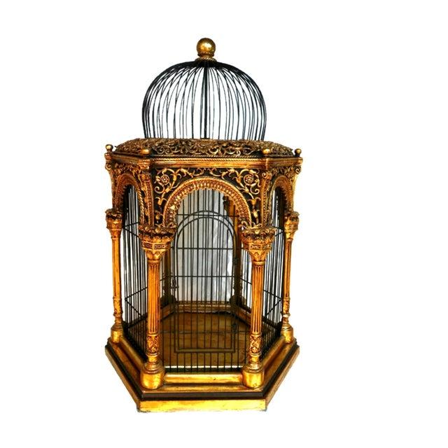 Gilded Birdcage - Image 1 of 6
