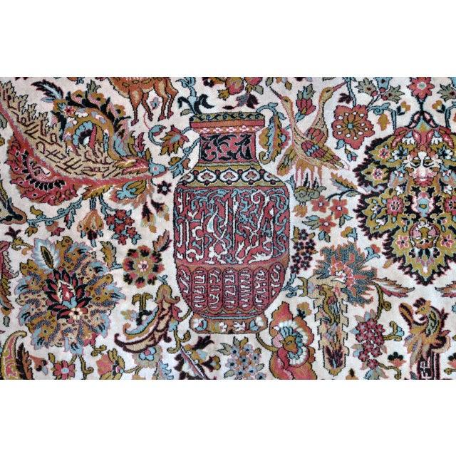 Vintage Besmer Wool Rug - 8′4″ × 11′8″ - Image 4 of 10