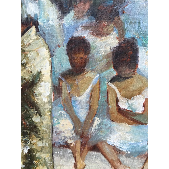 """Edgar Degas """"The Dance Class"""" Reproduction - Image 8 of 11"""
