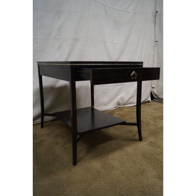 Image of Jonathan Charles 1 Drawer Directoire End Table