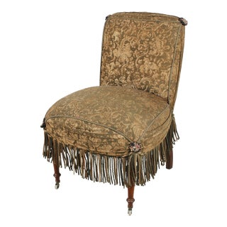 Early 1900s Boudoir Style Chair