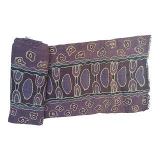 hand Batiked Linen Roll