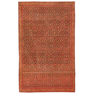 Antique 19th Century Persian Zili Sultan Rug