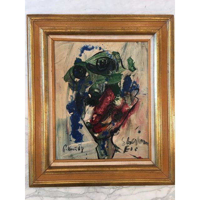 'My Friend Miro' Painting - Image 11 of 11
