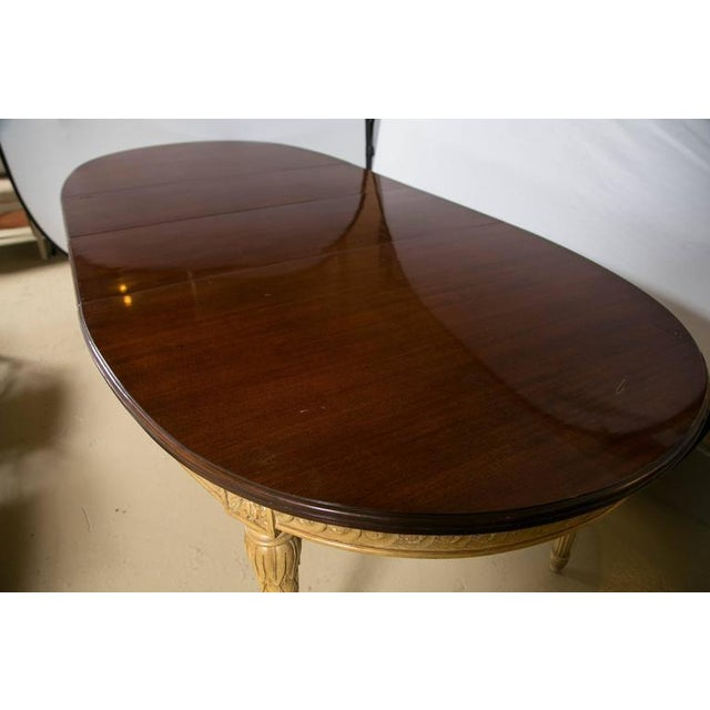 Image of Louis XVI Style Dining Table, Manner of Jansen