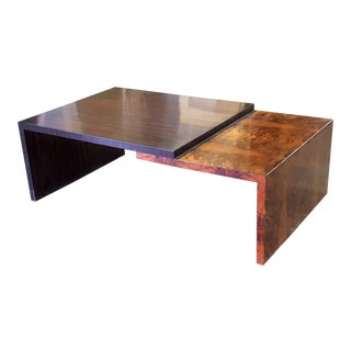 Contemporary Inverse Coffee Table