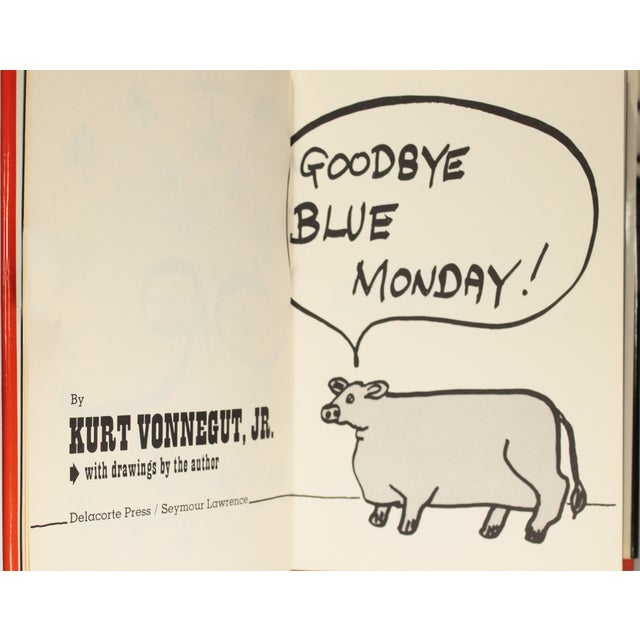 Breakfast of Champions by Vonnegut, 1st Edition - Image 7 of 7