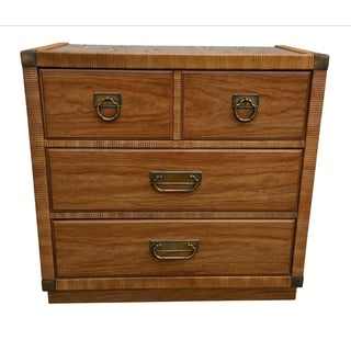Drexel Campaign Style Dresser