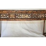 Image of Early 19th Century Chinese Bamboo Altar Table