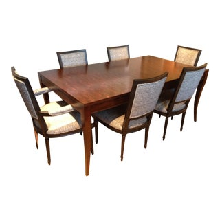 Ethan Allen Barrymore Table & Marcella Chairs