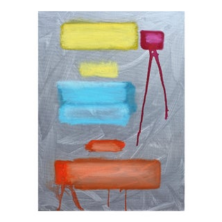 Stephen Neil Gill Rothko Surprise #68 Original Abstract Painting