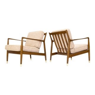 Folke Ohlsson for DUX Easy Chairs - A Pair