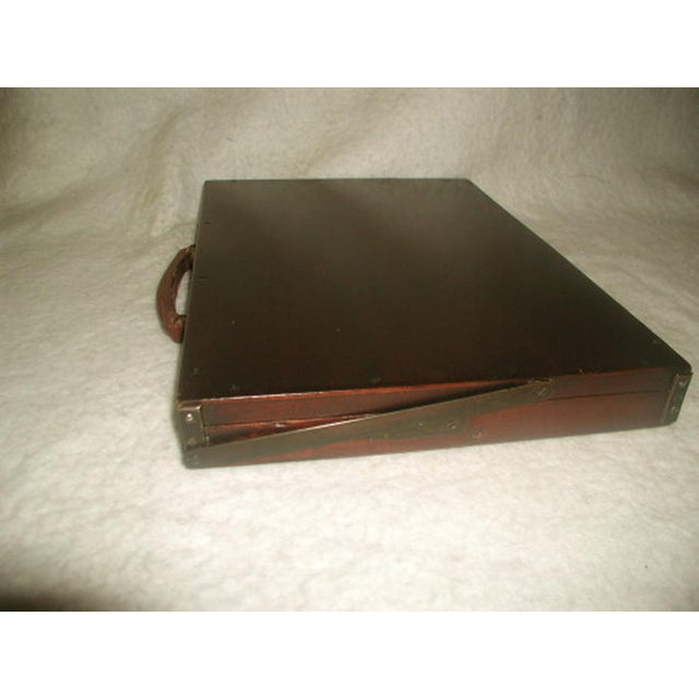 English 19th Century Art Box with Easel - Image 5 of 10