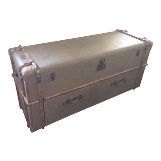 Restoration Hardware Trunk Console