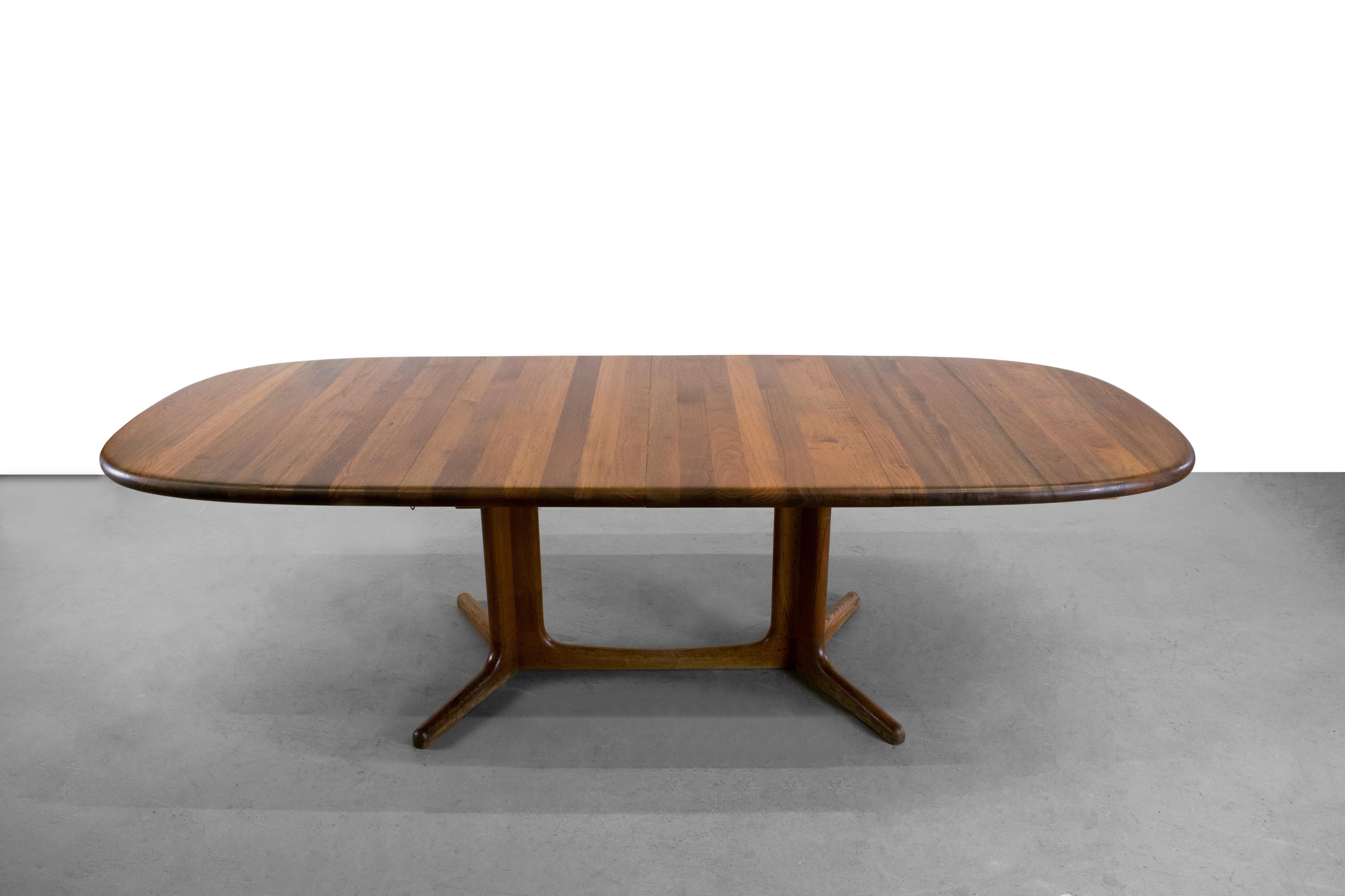 Solid Teak Danish Modern Extension Dining Table Chairish : 74725af7 12a7 4e6b b04a a4fe61b249f2aspectfitampwidth640ampheight640 from www.chairish.com size 640 x 640 jpeg 21kB