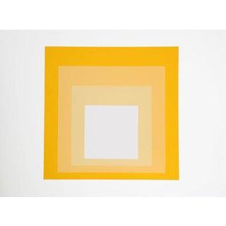 "Josef Albers ""Portfolio 1, Folder 20, Image 1"" Print"