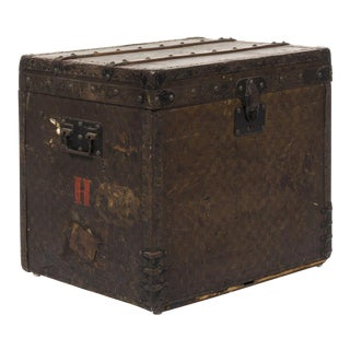 Louis Vuitton 1890 Damier Steamer Trunk