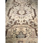 Image of Vintage Turkish Oushak Rug - 6' X 9'5""