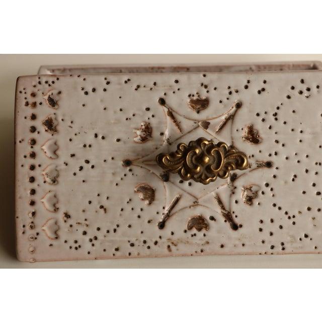 Raymor Italian Art Pottery Box - Image 3 of 7