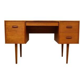Danish Modern Teak Desk