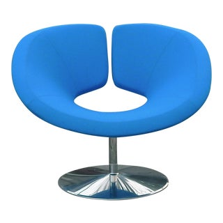 "Patrick Norguet Midcentury Modern ""Apollo Chair"" for Artifort"