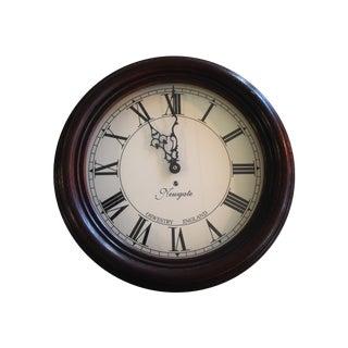 Newgate Oswestry England Clock