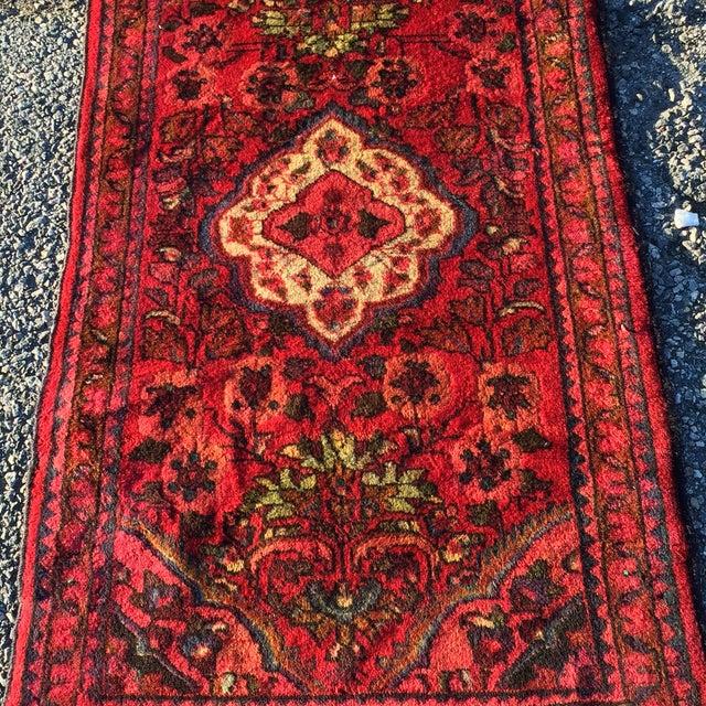 Image of Vintage Lilihan Persian Rug - 2′4″ × 4′3″