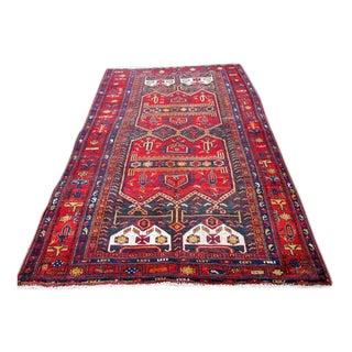 Handmade Persian Mission Malayer Rug - 5′ × 9′