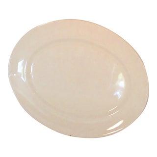 Mayotte, Son & Co. English Creamware Platter