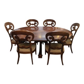 Century Furniture Consulate Hortense Dining Set - Set of 7